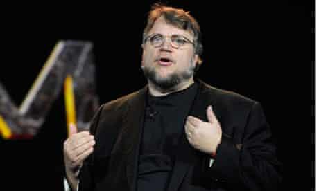 Director Guillermo del Toro