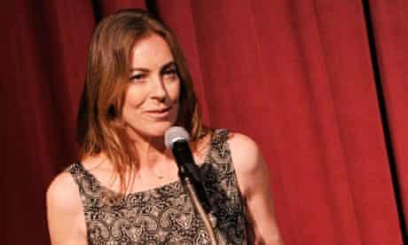 Film-maker Kathryn Bigelow at the 2012 New York Film Critics Circle awards