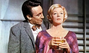 Robert Stephens and Maggie Smith in The Prime of Miss Jean Brodie