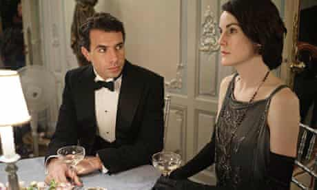 Lord Gillingham and Lady Mary Crawley