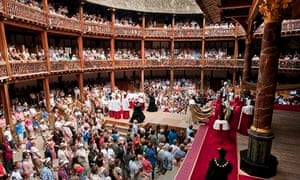 All the world's estranged? … 'To see Shakespeare in the original … we need nothing more than a perfo