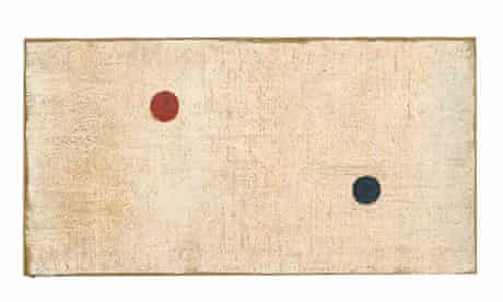 Paul Klee - The Red and the Black