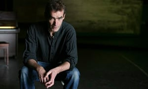 Rufus Norris, the new artistic director of the National Theatre