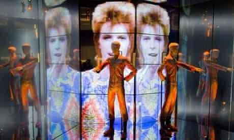"David Bowie's ""Starman"" costume"