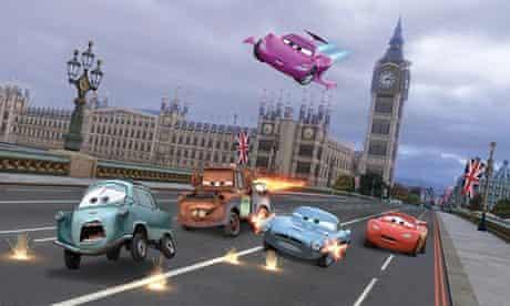Pixar Cars 2 sequel