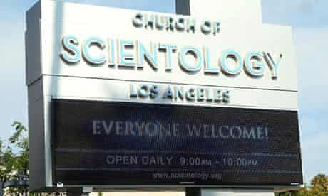 Scientology Celebrity Center and Church, Los Angeles, America - 11 Jul 2012