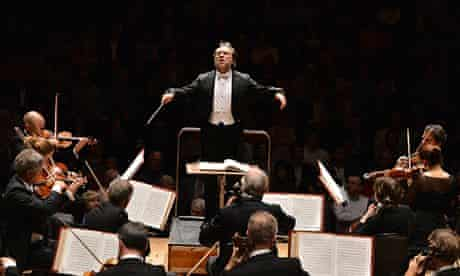 Leipzig Gewandhaus musical director Riccardo Chailly