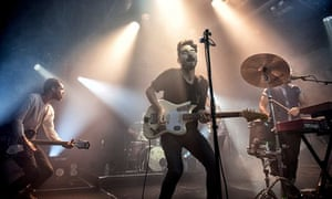 Local Natives Perform At Glasgow Arches