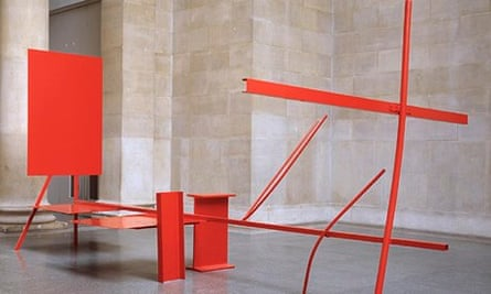 Early One Morning, 1962, by Anthony Caro