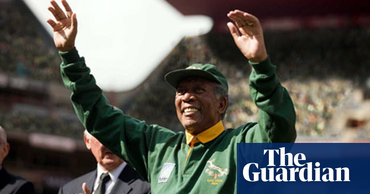 cea3215c4c3 Invictus: better on Nelson Mandela than rugby | Film | The Guardian