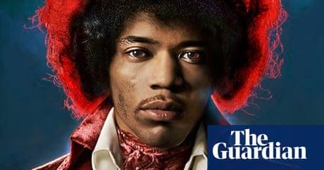 Mike Berkofsky's best photograph: Jimi Hendrix