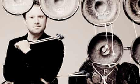 Percussionist Colin Currie