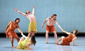 The Mark Morris Dance Group perform Socrates