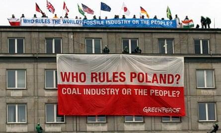 Poland climate talks