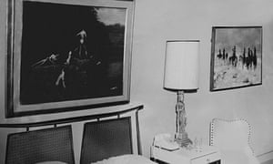 JFK - Suite 850 at the Hotel Texas, showing Swimming and Lost in a Snowstorm
