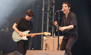 The Savages rock band