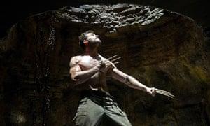 Hugh Jackman in 2013's The Wolverine