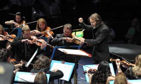 Ilan Volkov and the BBC Scottish Symphony Orchestra