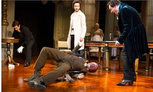 Fortune's Fool at the Old Vic, London
