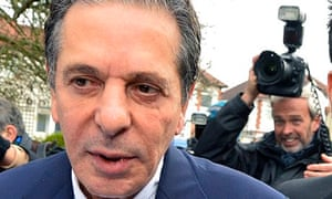 Charles Saatchi at Isleworth Crown Court