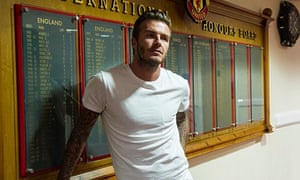 David Beckham in The Class of 92