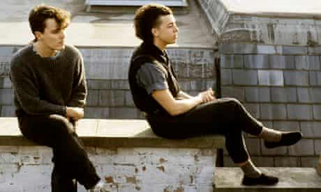 Curt Smith and Roland Orzabal of Tears For Fears
