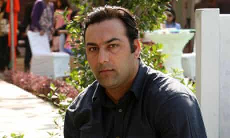 Author Basharat Peer in Jaipur