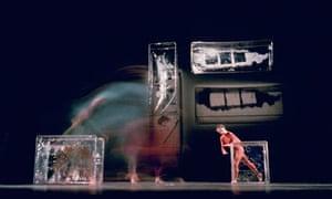 Merce Cunningham's Walkaround Time (1968).
