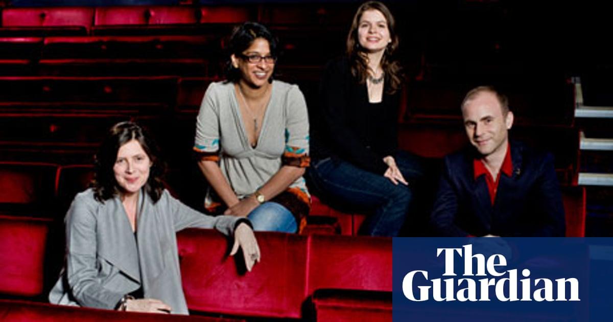 Meet the new guard running British theatre