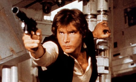 Harrison Ford in Star Wars: Episode IV - A New Hope (1977)