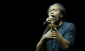 US musician Bobby McFerrin is coming to London's Barbican in March 2013