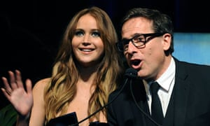 Jennifer Lawrence and director David O Russell