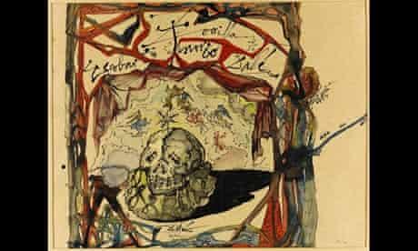 Cartel des Don Juan Tenorio (1949) by Salvador Dali