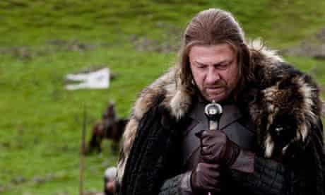 Sean Bean in HBO series Game of Thrones