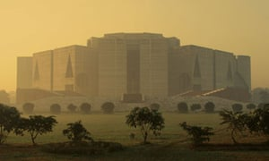 The National Assembly in Dhaka