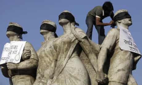 Bangladesh protest
