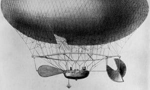 Monck Mason's Airship