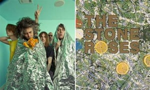 The Flaming Lips release cover of 1989's The Stone Roses