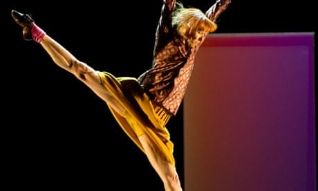 Sylvie Guillem: 'I need to scare myself' | Stage | The Guardian