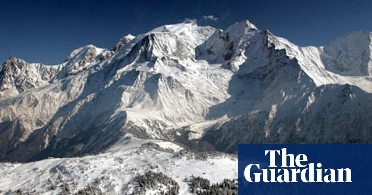 Mont Blanc by Percy Bysshe Shelley | Books | The Guardian
