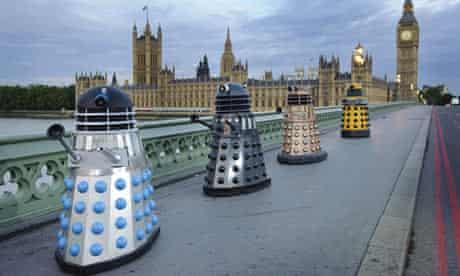 Daleks creator dies