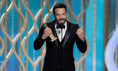 Ben Affleck Golden Globes Argo