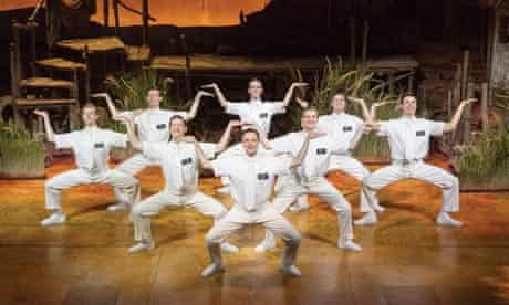 The Book of Mormon, West End production