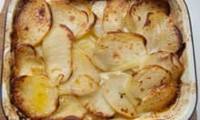 Stevie Parle's dauphinois for Felicity Cloake