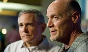 2013 Oscars producers Craig Zadan (left) and Neil Meron
