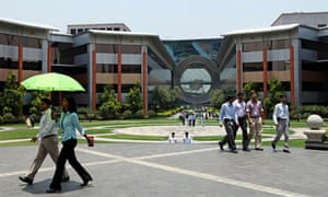 Infosys headquarters