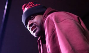 Ghostface Killah at the 2013 SXSW festival in Texas