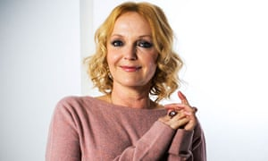 Miranda Richardson, chair of this year's Women's prize for fiction judges