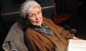 I Didn't Always Live Here performed at the Finborough Theatre