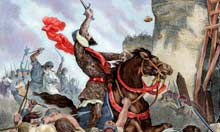 Rodrigo Diaz de Vivar, El Cid